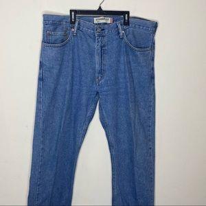 Levi's 505 Men's Straight Fit Denim Jeans